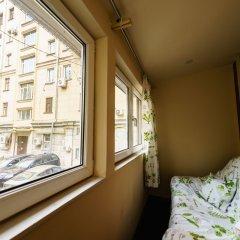 Гостиница Меблированные комнаты Круассан и Кофейня Москва балкон
