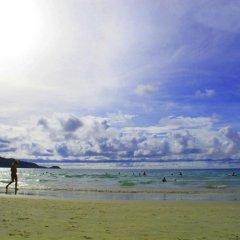 Отель Boomerang Inn пляж фото 4