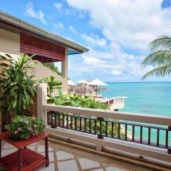 Отель Crystal Bay Beach Resort балкон