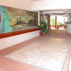 Hotel Zihuatanejo Centro интерьер отеля