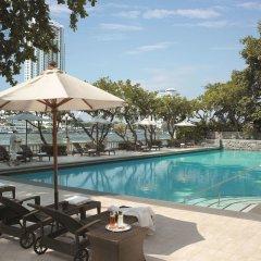 Отель Shangri-la Бангкок бассейн фото 3