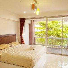 Отель Bann Sabai Rama Iv Бангкок комната для гостей фото 3