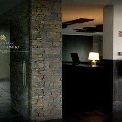 Отель Quinta De Casaldronho Wine Hotel Португалия, Ламего - отзывы, цены и фото номеров - забронировать отель Quinta De Casaldronho Wine Hotel онлайн интерьер отеля
