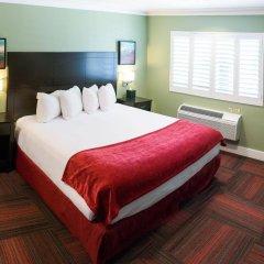 Отель Best Western The Inn Of Los Gatos комната для гостей фото 3