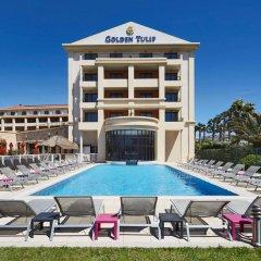 Отель Golden Tulip Villa Massalia бассейн