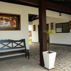 Отель Ala Moana Pousada интерьер отеля