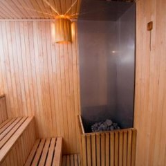 Отель Cottage Sanatorium Belorusija сауна