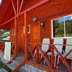Отель Fundo Laguna Blanca балкон