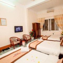 Отель Halong Party Hostel Вьетнам, Халонг - отзывы, цены и фото номеров - забронировать отель Halong Party Hostel онлайн комната для гостей фото 5