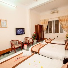 Halong Party Hostel комната для гостей фото 5