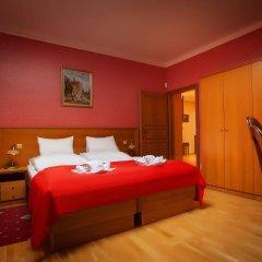 Hotel Askania Прага комната для гостей фото 5