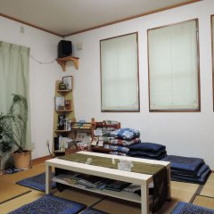 Beppu Yukemuri-no-oka Youth Hostel Беппу фитнесс-зал