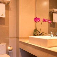 GK Central Hotel ванная фото 2
