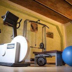 Отель Villa Di Nottola фитнесс-зал