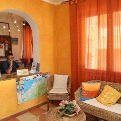 Hotel Residence Ampurias Кастельсардо ванная