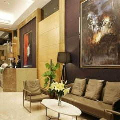 Отель Dan Executive Apartment Guangzhou Китай, Гуанчжоу - отзывы, цены и фото номеров - забронировать отель Dan Executive Apartment Guangzhou онлайн интерьер отеля фото 2
