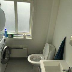Отель Amandas House Норвегия, Гаугесунн - отзывы, цены и фото номеров - забронировать отель Amandas House онлайн ванная