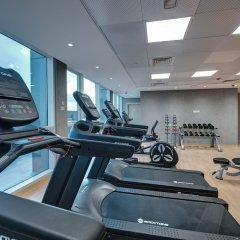 The S Hotel Al Barsha фитнесс-зал фото 3