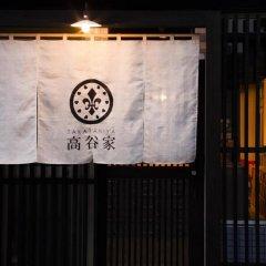 Hakata Gofukumachi Hostel Takataniya Фукуока интерьер отеля