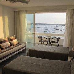 Отель Apartamentos Sabina Playa Испания, Форментера - отзывы, цены и фото номеров - забронировать отель Apartamentos Sabina Playa онлайн комната для гостей фото 3