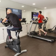 Westminster Hotel & Spa фитнесс-зал фото 4