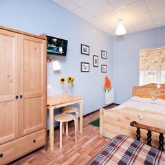 Гостиница Друзья на Грибоедова комната для гостей фото 3