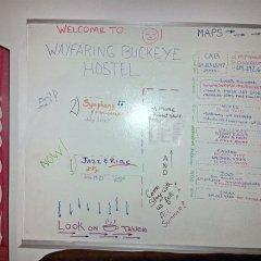 The Wayfaring Buckeye Hostel Колумбус городской автобус