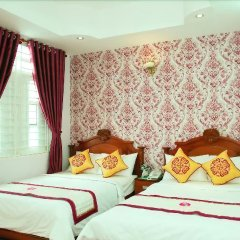 Golden Palm Hotel комната для гостей
