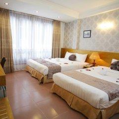 Отель Madam Moon Hotel Вьетнам, Ханой - отзывы, цены и фото номеров - забронировать отель Madam Moon Hotel онлайн комната для гостей фото 3
