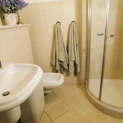 Отель Apartament Aleksander ванная