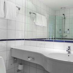 Отель Scandic Byparken Норвегия, Берген - 1 отзыв об отеле, цены и фото номеров - забронировать отель Scandic Byparken онлайн ванная фото 2