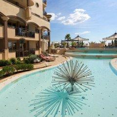 Отель Golden Ina - Rumba Beach Солнечный берег бассейн фото 5