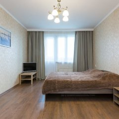 Гостиница Holiday Business Apartment Slavynsky в Москве отзывы, цены и фото номеров - забронировать гостиницу Holiday Business Apartment Slavynsky онлайн Москва комната для гостей фото 3