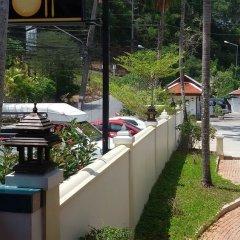 Отель The Pe La Resort Камала Бич