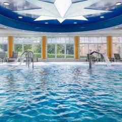 Отель Danubius Health Spa Resort Hvězda-Imperial-Neapol бассейн фото 3