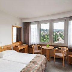 Отель Danubius Hotel Budapest Венгрия, Будапешт - 1 отзыв об отеле, цены и фото номеров - забронировать отель Danubius Hotel Budapest онлайн комната для гостей фото 2