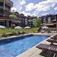 Апартаменты Apartment Tourist Complex & SPA Astera Bansko балкон