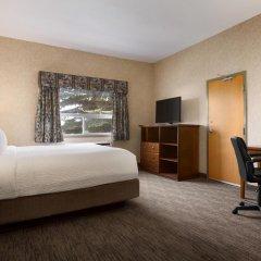 Отель Days Inn & Suites by Wyndham Brooks удобства в номере фото 2