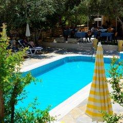 Hotel Dionysia Калкан бассейн фото 2