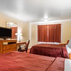 Отель Quality Inn & Suites Гилрой удобства в номере фото 2