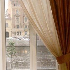 Апарт-Отель Ринальди Арт Стандартный номер с 2 отдельными кроватями фото 21