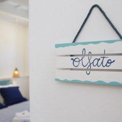 Hotel Romantic Los 5 Sentidos удобства в номере