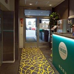 Отель Forenom Pop-up Hotel Финляндия, Хельсинки - отзывы, цены и фото номеров - забронировать отель Forenom Pop-up Hotel онлайн интерьер отеля фото 3