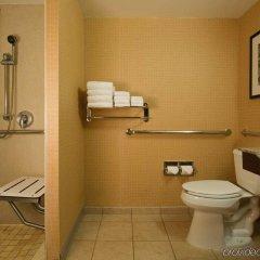 Отель Hampton Inn Manhattan-Times Square North ванная фото 2