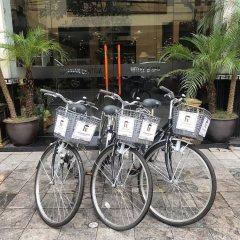 Отель Hanoian Lakeside Hotel Вьетнам, Ханой - отзывы, цены и фото номеров - забронировать отель Hanoian Lakeside Hotel онлайн спортивное сооружение