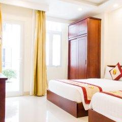 Отель Ngoc Hien Hotel Nha Trang Вьетнам, Нячанг - отзывы, цены и фото номеров - забронировать отель Ngoc Hien Hotel Nha Trang онлайн комната для гостей фото 5
