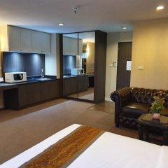 Отель Green Bells Residence New Petchburi Бангкок фото 3
