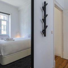 Апартаменты Sunny & Quiet Lisbon Apartment Лиссабон комната для гостей фото 5