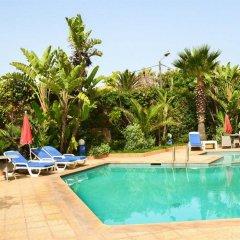 Отель Azur Марокко, Касабланка - 3 отзыва об отеле, цены и фото номеров - забронировать отель Azur онлайн бассейн фото 2