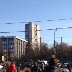 Апартаменты Apartments Semenovskaya Москва балкон